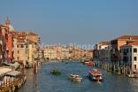 Gran Canal desde el Rialto
